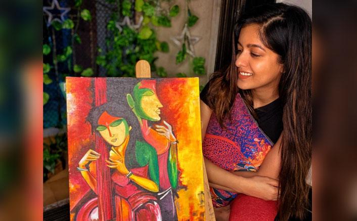 Ishita Dutta is enjoying doing her favourite things(Pic credit: ishidutta/Instagram)
