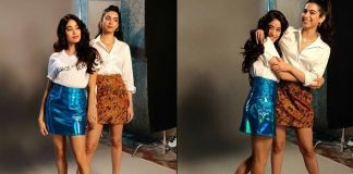 Janhvi introduces sister Khushi as her 'new fav DOP'