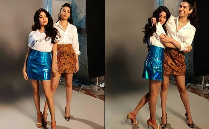 Janhvi Kapoor Has Found A New DOP In Sister Khushi Kapoor & The Sister Love Is Heart-Melting