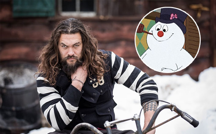 Jason Momoa to voice Frosty the Snowman(Pic credit: prideofgypsies/Instagram)