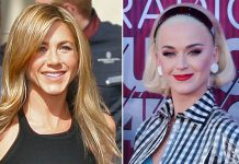 Jennifer Aniston Gets Overwhelmed When Asked To be The Godmother To Katy Perry's Impending Daughter