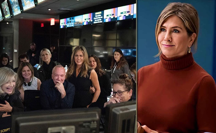 Jennifer Aniston Has A HILARIOUS Take With A COVID-19 Twist On Her Emmy Awards 2020 Nomination!