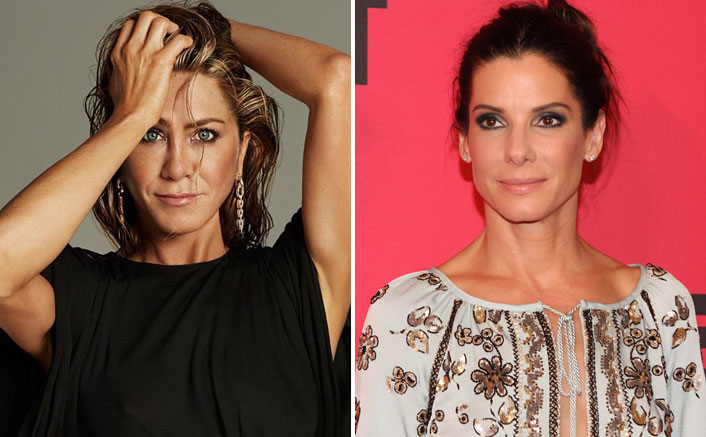 Sandra Bullock Birthday Bash: Jennifer Aniston Gives A Glimpse & It's Making Us Miss Parties With Our BFFs!