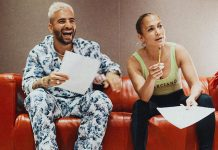 Jennifer Lopez & Maluma Resume Recording Music For Their Upcoming Movie Marry Me?