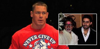 John Cena's Sweetest Gesture For The Bachchans Will Make You Go Awww