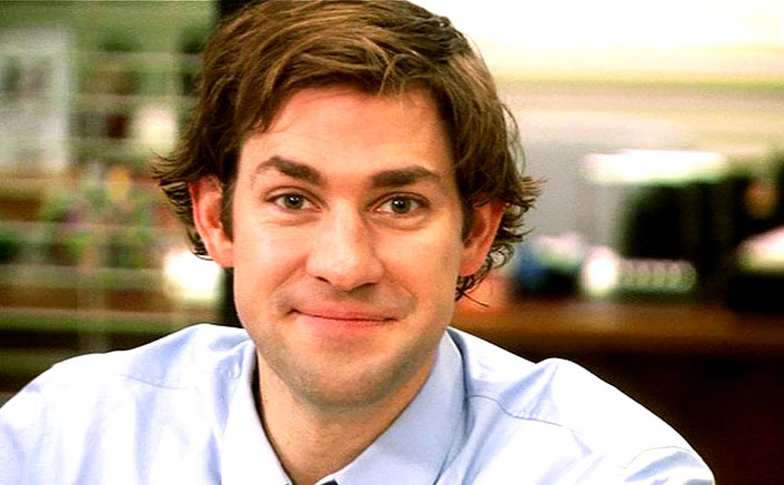 John Krasinski AKA Jim  From The Office