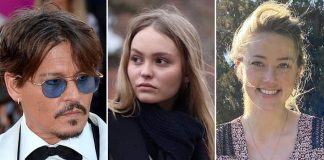 Johnny Deep CONFESSES To Giving Daughter Lily-Rose Marijuana While She Was 13; Says Amber Head Once Pooped On His Bed!
