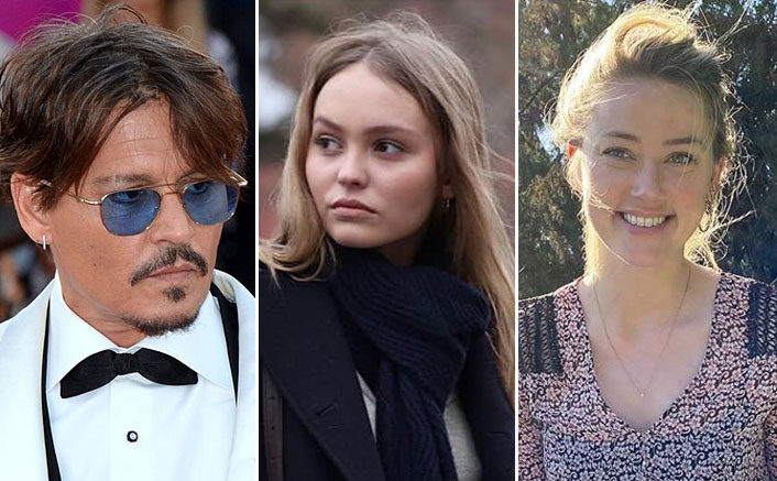 Johnny Deep CONFESSES To Giving Daughter Lily-Rose Marijuana While She Was 13; Says Amber Head Once Pooped On His Bed!(Pic credit: lilyrose_depp/Instagram amberheard/Instagram)