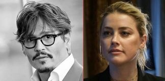 Johnny Depp Allegedly KICKED Amber Heard; Called Himself A F*cking Savage