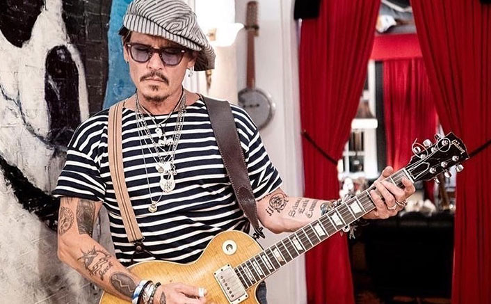 Johnny Depp Spotted With MYSTERY Woman Amid Amber Heard Row; What's Cooking, Good Looking?