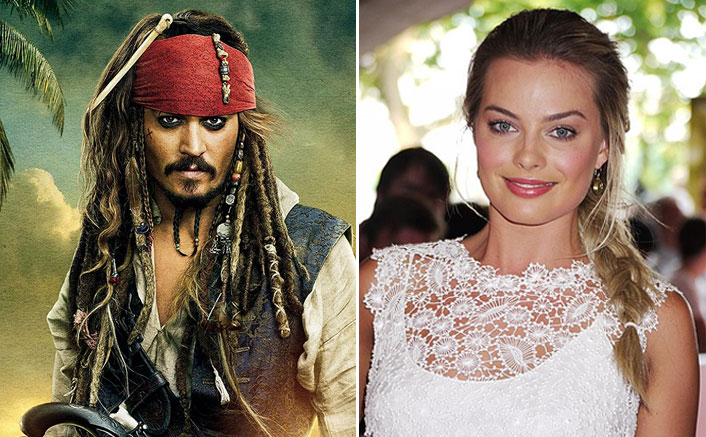 Johnny Depp AKA Captain Jack Sparrow To Have A Reference In Margot Robbie's Pirates Of The Caribbean Film?