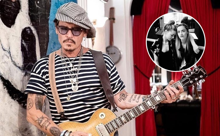 Johnny Depp Used Tampon Applicator To Snort Cocaine, Amber Heard's Sister's Reveals!(Pic credit: Instagram/whitheard, johnnydepp)