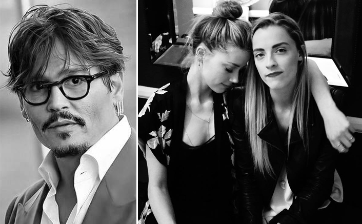 """Johnny Depp Would Say Amber Heard, """"F**king C*nt But God I F*king Love You"""" – CLAIMS Sister Whitney"""