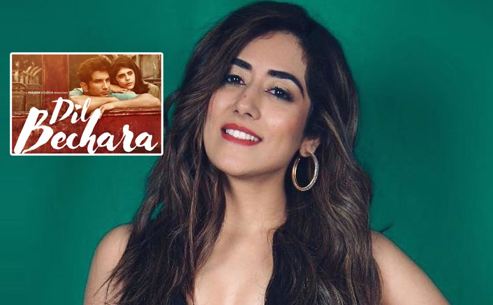 Jonita Gandhi Opens Up About 'Main Tumhara' From Dil Bechara & Why It's One Of The Most Special Melodies To Her