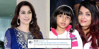Juhi Chawla Mistakenly Calls Aishwarya Rai's Daughter Aaradhya As 'Ayurveda', Netizens Enjoy A Meme Fest!