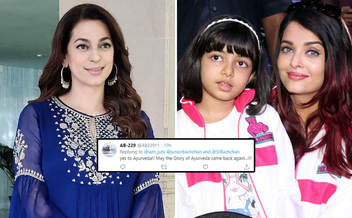 Juhi Chawla Mistakenly Calls Aishwarya Rai's Daughter Aaradhya As 'Ayurveda', Netizens Enjoy A Meme Fest!