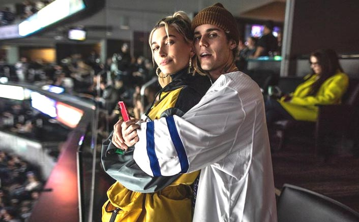 Justin Bieber Poses For A Cool Click With Wifey Hailey Baldwin, Flaunts His Bare-Chested Tattoo
