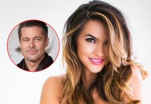 Justin Hartley's Ex-Wife Chrishell Stause CHOOSES Brad Pitt As Her Dream-Date