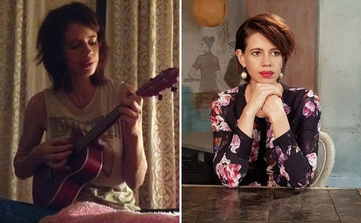 Kalki sings Tamil lullaby for daughter Sappho