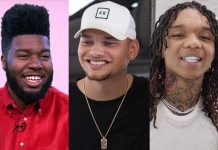 Kane Brown Collabs With Khalid and Swae Lee for New Song 'Be Like That'