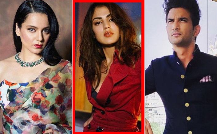 """Kangana Ranaut Questions Rhea Chakraborty Over Sushant Singh Rajput Death: """"Who Were Your Partners In Crime?"""""""