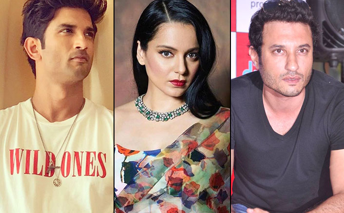 Kangana Ranaut & Sushant Singh Rajput Were Being Considered For A Movie By Homi Adajania, Here's All You Need To Know