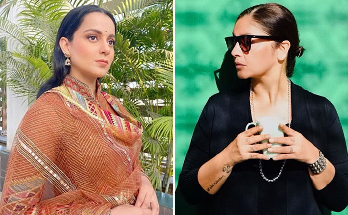 "Kangana Ranaut Hits Back At Pooja Bhatt Again, Says ""Want Outsiders To Be Treated Better"""