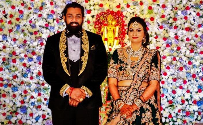 Kannada Actor Dhruva Sarja & Wife Prerana Hospitalised After Testing Positive For COVID-19(Pic credit: Instagram/dhruva_sarjaa)