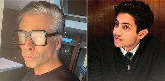 Karan Johar To Offer A Grand Launch To Amitabh Bachchan's grandson Agastya?