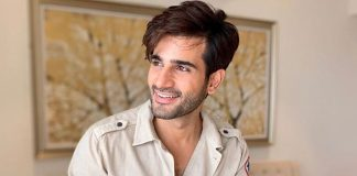 Karan Tacker moves in with parents due to Covid scare