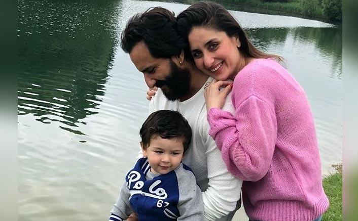 Kareena Kapoor Khan's Happy Throwback Moments With Saif Ali Khan & Taimur Is All She Needs, See Pic!