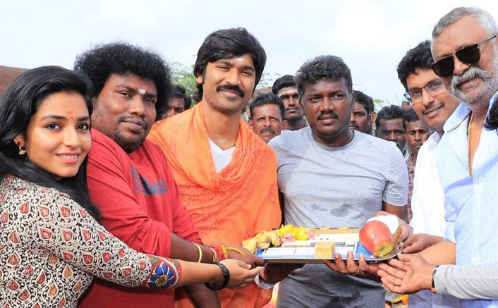 Happy Birthday Dhanush: Karnan Makers Release Title Poster & Also Reveal A Surprise About Glimpse Of The Making