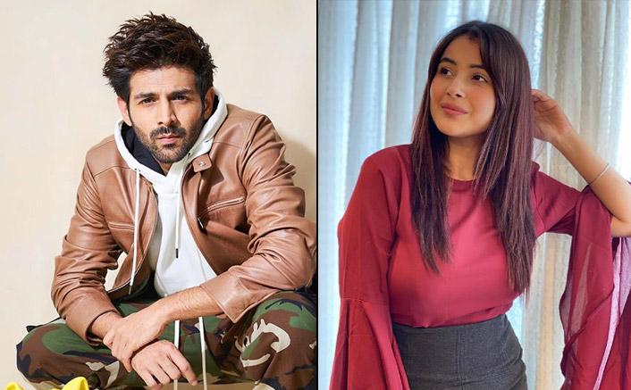 Kartik Aaryan has a funny quip for Shehnaaz Gill