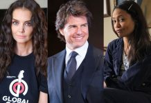 "Katie Holmes Follows Thandie Newton On Instagram Days After Latter Calls Her Ex Tom Cruise ""Dominant"""