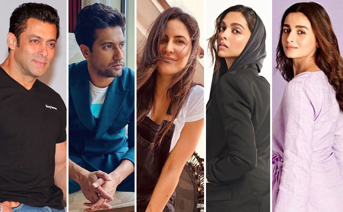 Katrina Kaif Celebrates 37th Birthday: Vicky Kaushal, Deepika Padukone, Salman Khan & Others Pour In Wishes