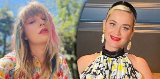 Katy Perry on Taylor Swift: 'We fight like cousins'