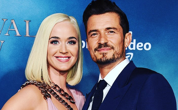 """Katy Perry On Her Relationship With Orlando Bloom: """"It's Not Peachy-Keen Jelly Bean All The Time"""""""