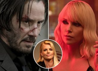 Keanu Reeves AKA John Wick, Are You Listening? 'Atomic Blonde' Charlize Theron Wants A Crossover
