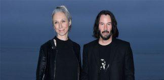Keanu Reeves & Girlfriend Alexandra Grant Enjoy Dinner With Former's Matrix 4 Co-stars In Berlin