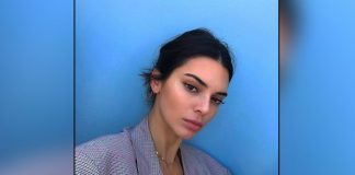 Kendall Jenner ROCKED The Most Summery Outfit With Just A White Crop Top & Gingham Trousers!