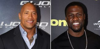 Kevin Hart Trolls Dwayne Johnson AKA The Rock, Find Out Why!