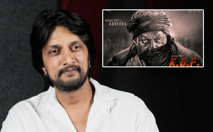 KGF 2: Kiccha Sudeep On Why Sanjay Dutt Was Always An Apt Choice To Play Adheera In Yash Starrer