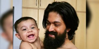 KGF 2 Star Yash's Son Turns 'Party Animal' As He Dances His Heart Out In A Toy Car, WATCH