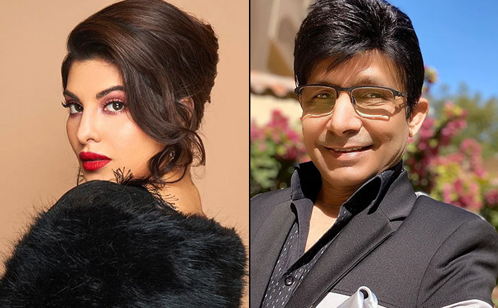 """KRK Trolls Jacqueline Fernandez For Calling Bollywood A 'Beautiful Fraud', Asks """"Has Salman Refused To Give Her A Film?"""""""