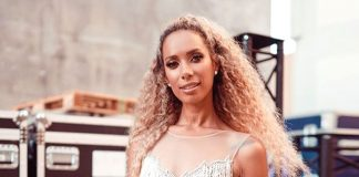 Leona Lewis brings fans to tears with her version of Robbie Williams' Angels