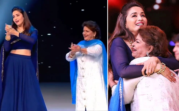 "Madhuri Dixit Misses Saroj Khan As Devdas Completes 18 Years: ""We Used To Shoot All Night, From 7 In The Evening Till Morning"""