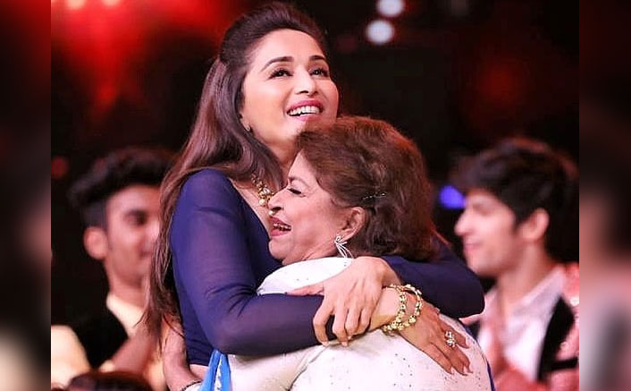 Madhuri will miss 'Guru-shishya bond' with Saroj Khan(Pic credit: madhuridixitnene/Instagram)