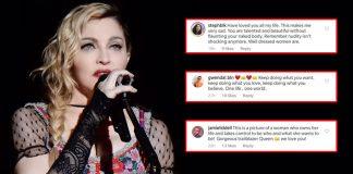 Madonna Faces HEAVY BACKLASH on Semi-Nude Selfie