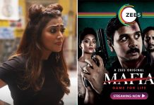 'Mafia' actress Anindita Bose: 'My idea is to go with the flow'