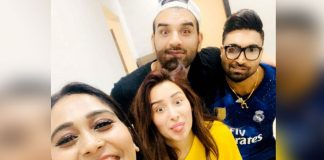 Mahira Sharma and Paras Chhabra's fun dinner outing with Afsana Khan and Nonu Singh; Musical collaboration on the cards?